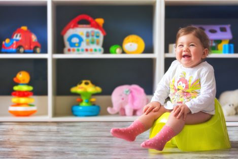 Tips for Effective Potty Training