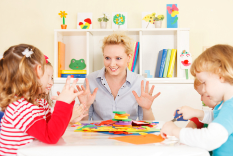 Top 5 Skills Your Child Learns at Preschool