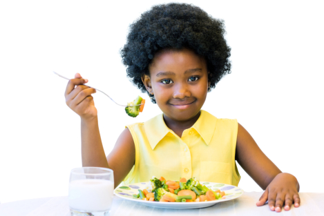 How Centers Ensure Good Nutrition in Preschoolers