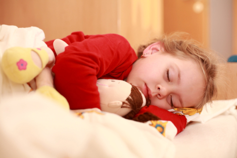 Tips: How to Ensure Quality Sleep in Children