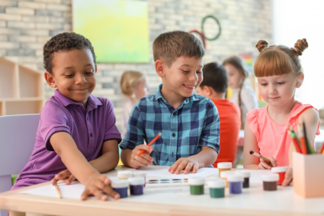 What Your Child Learns in Arts and Crafts